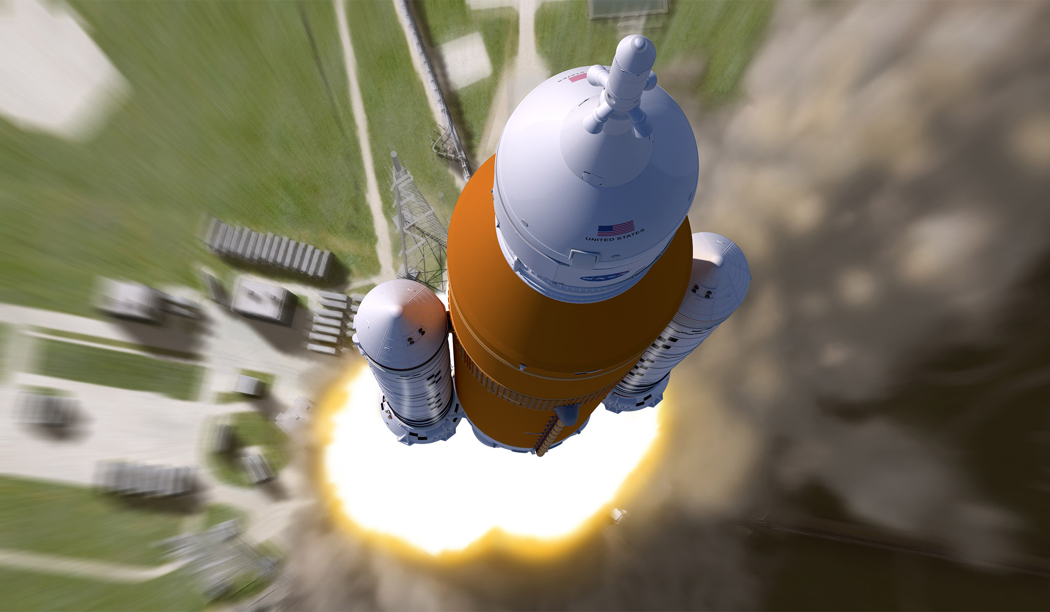 A Purpose-Driven Space Program? | National Review