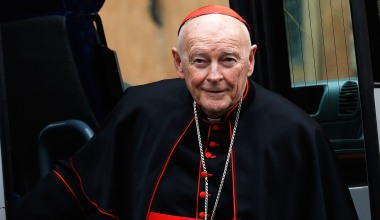 Former Cardinal Theodore McCarrick Charged with Sexual Assault of Teenager