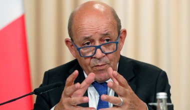 France Recalls Its Ambassadors to the U.S. and Australia to Protest Submarine Deal