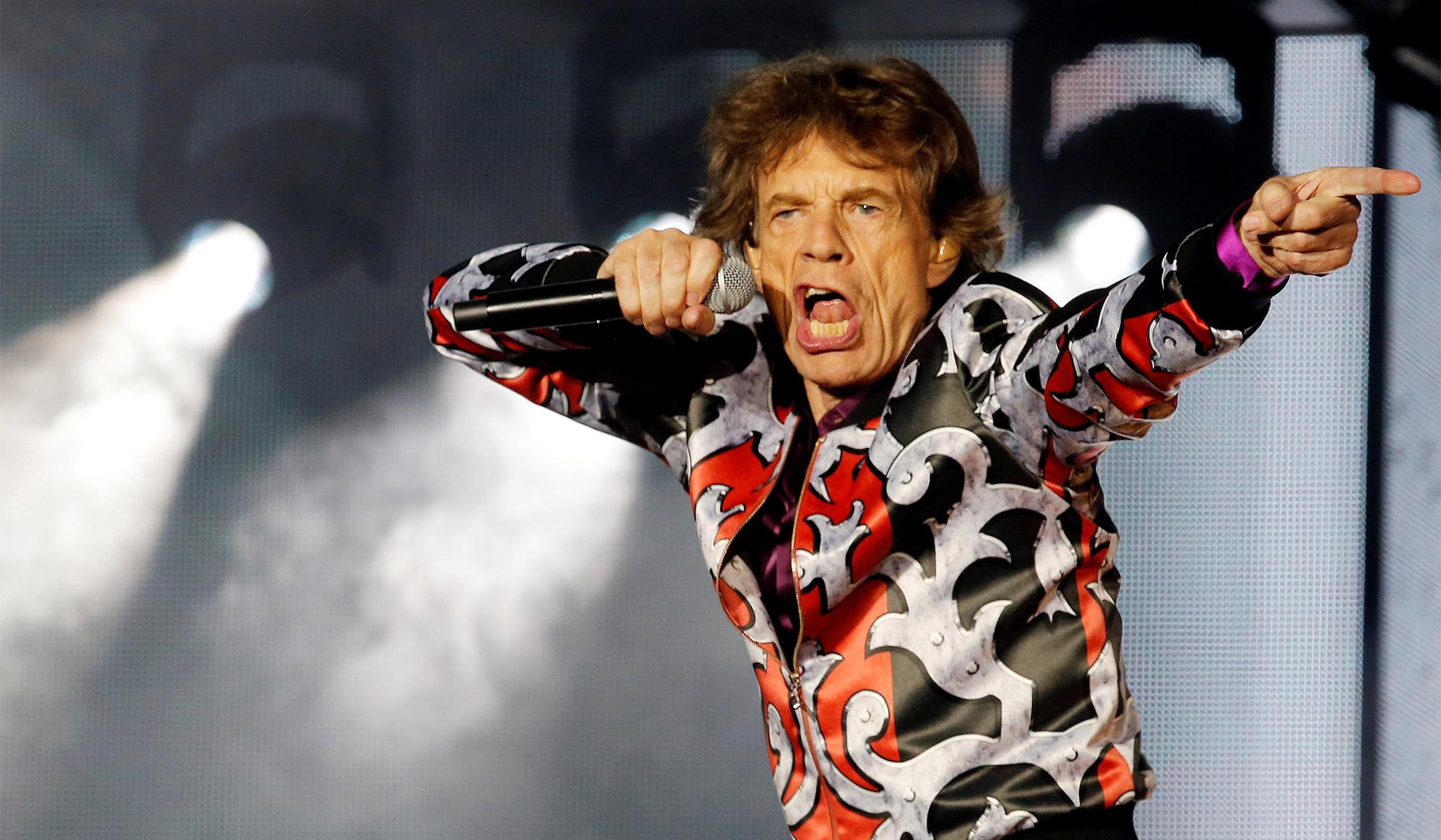 Rolling Stones Batalkan Lagu 'Brown Sugar'
