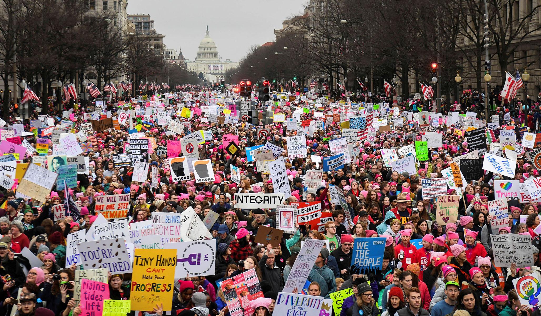 Feminisme & Kegagalannya |  Ulasan Nasional