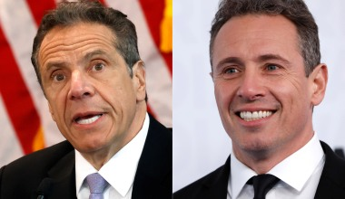 Chris Cuomo Drafted a Statement for His Brother to Release in Response to Sexual Harassment Allegations