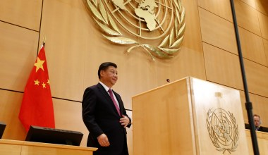 Fifty Years of Chinese Subversion at the U.N.