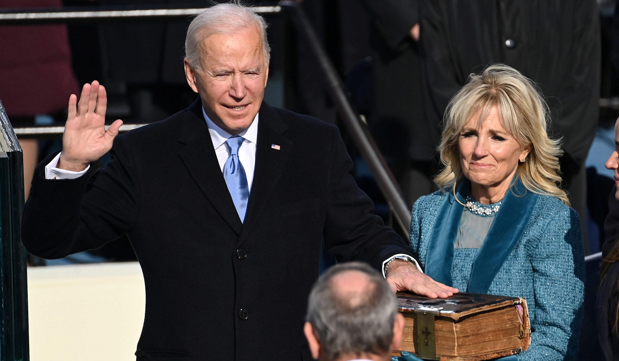 Biden's Unprecedented Attack on the Constitution