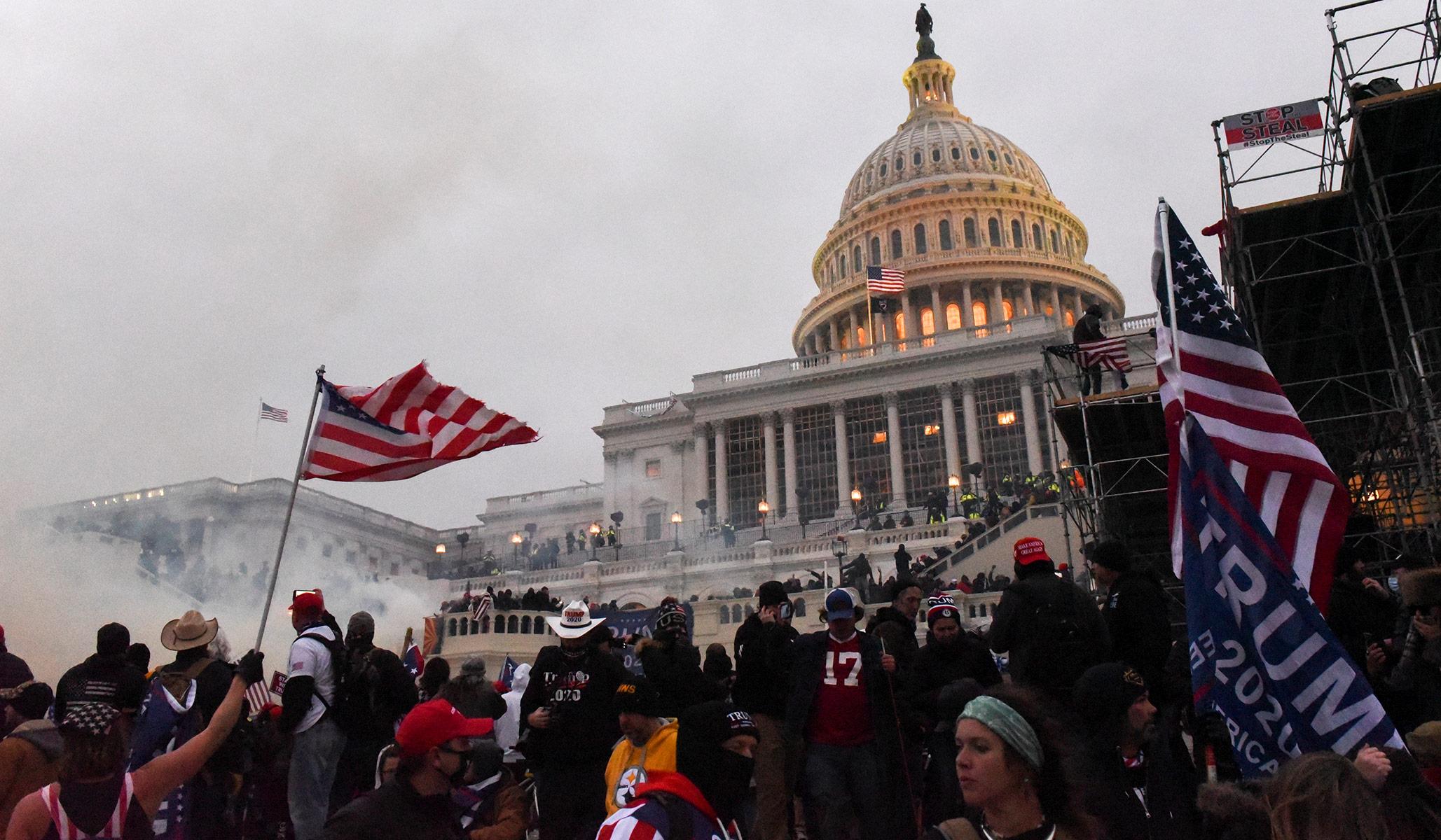 January 6 Committee Subpoenas Former Trump Advisers, Escalating Probe