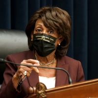 Maxine Waters Compares Border Patrol Riding Horseback to Manage Migrant Surge to 'Slavery Days'
