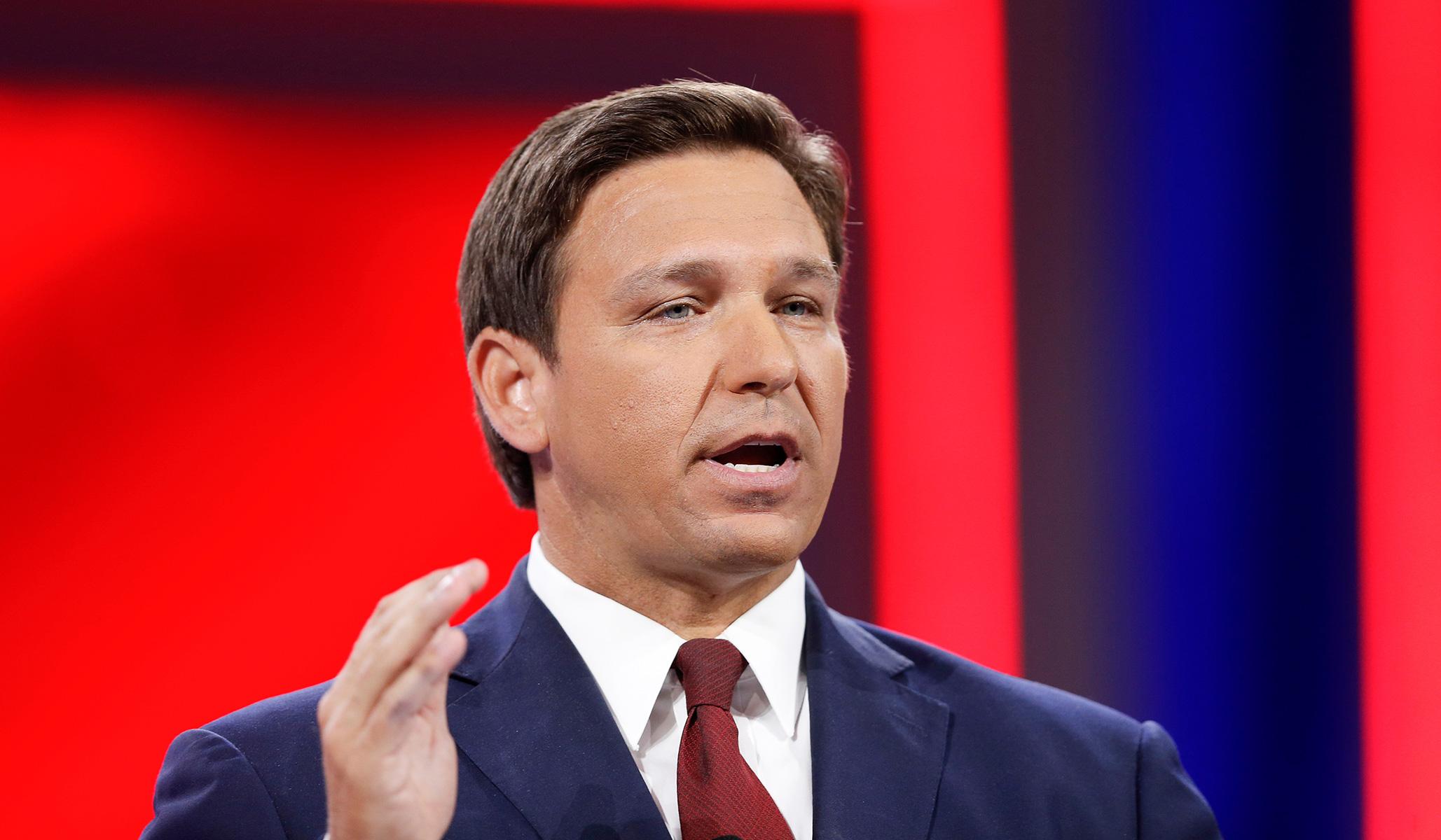 Florida Appeals Court Rules in Favor of Gov. Ron DeSantis to Allow Ban on School Mask Mandates