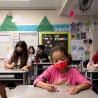 CDC to Recommend Everyone in K-12 Schools Wear Masks, Regardless of Vaccination Status