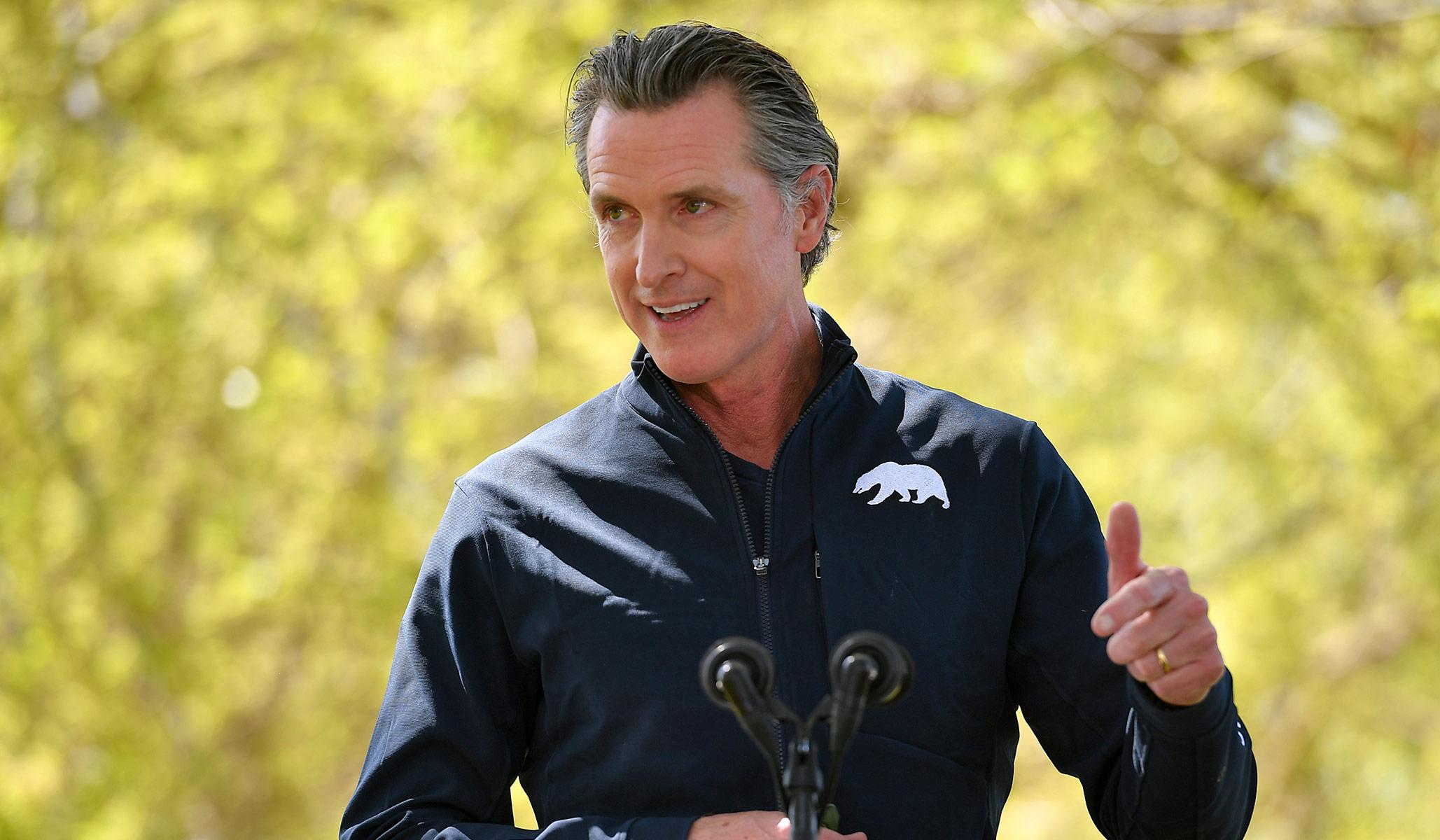 California Retirement Election: Gavin Newsom Problem for Democrats