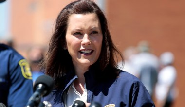 Detroit Police Chief Leads Whitmer by Six Points in New Michigan Gubernatorial Poll