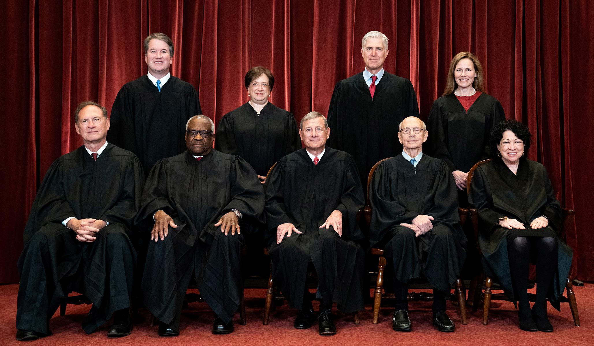 The 'Keep Nine' Amendment Can Save the Supreme Court