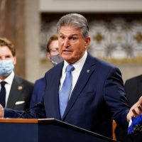 Joe Manchin Just Blew Up Rationale for Republicans to Cut an Infrastructure Deal