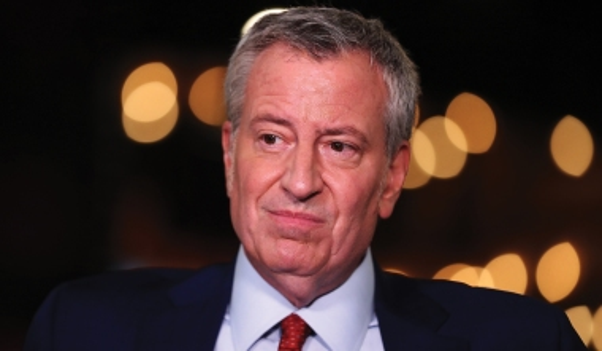 Bill de Blasio and the Decline of New York City
