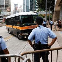 First Hong Kong Protester Convicted under New National Security Law