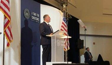 Pompeo: GOP Must Not 'Shy Away' from America's Sins in Battle against Racial Essentialism