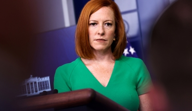 Psaki Brushes Off Concerns about Constitutionality of Eviction Moratorium: 'Who's Saying That?'