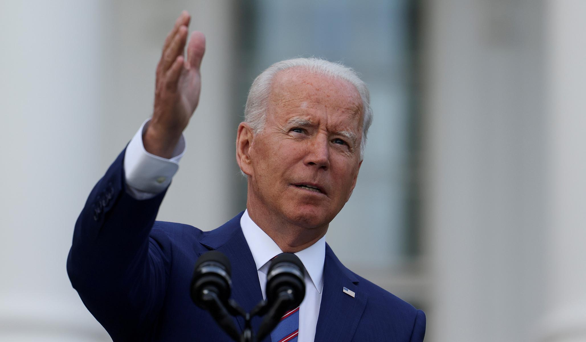 Biden Urges States to Offer $100 Vaccine Incentives