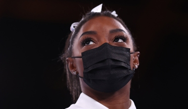 Simone Biles Withdraws from All-Around Gymnastics Final at Olympics