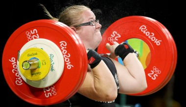 An Olympic Weightlifter Speaks Out on the Participation of Transgender Athletes in Women's Sports