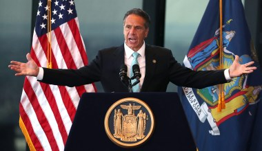 Cuomo Sexually Harassed Multiple State Employees in Violation of Law, New York AG Report Finds