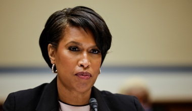 Video Evidence Contradicts Muriel Bowser's Excuse for Breaking Her Own Mask Mandate