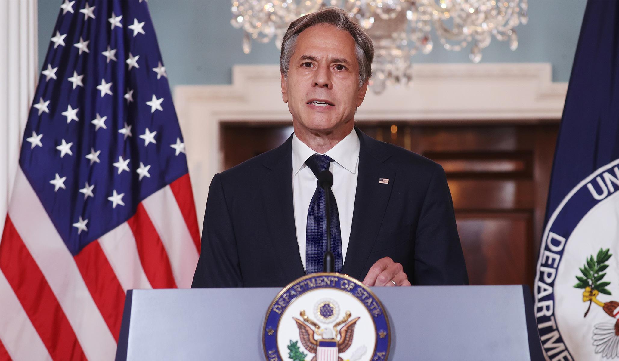 Antony Blinken Afghanistan 1