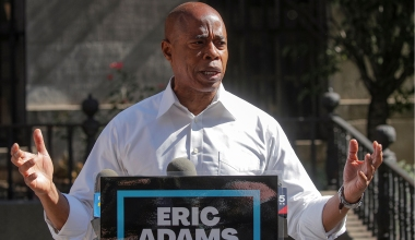 Eric Adams Says NYC Must 'Go After The Guns' after Weekend of Violence