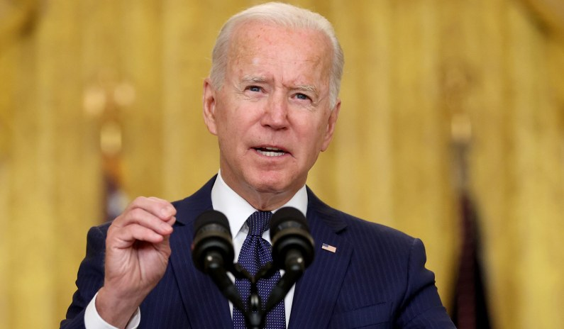 Biden Says Another Terrorist Attack on Kabul Airport is 'Highly Likely' in Next 36 Hours thumbnail