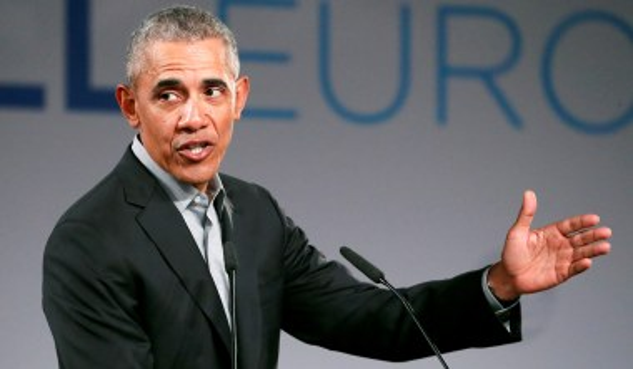 Barack Obama's Tower of Power