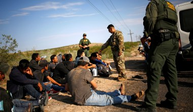 CBP Estimates Border Crossings Reached Highest Level in 21 Years Last Month