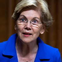 Warren Claims Abortion Is 'about the Functioning of Our Democracy'