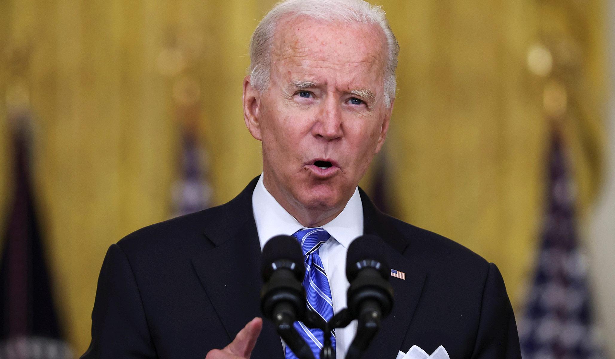 Joe Biden Is Who We Said He Was
