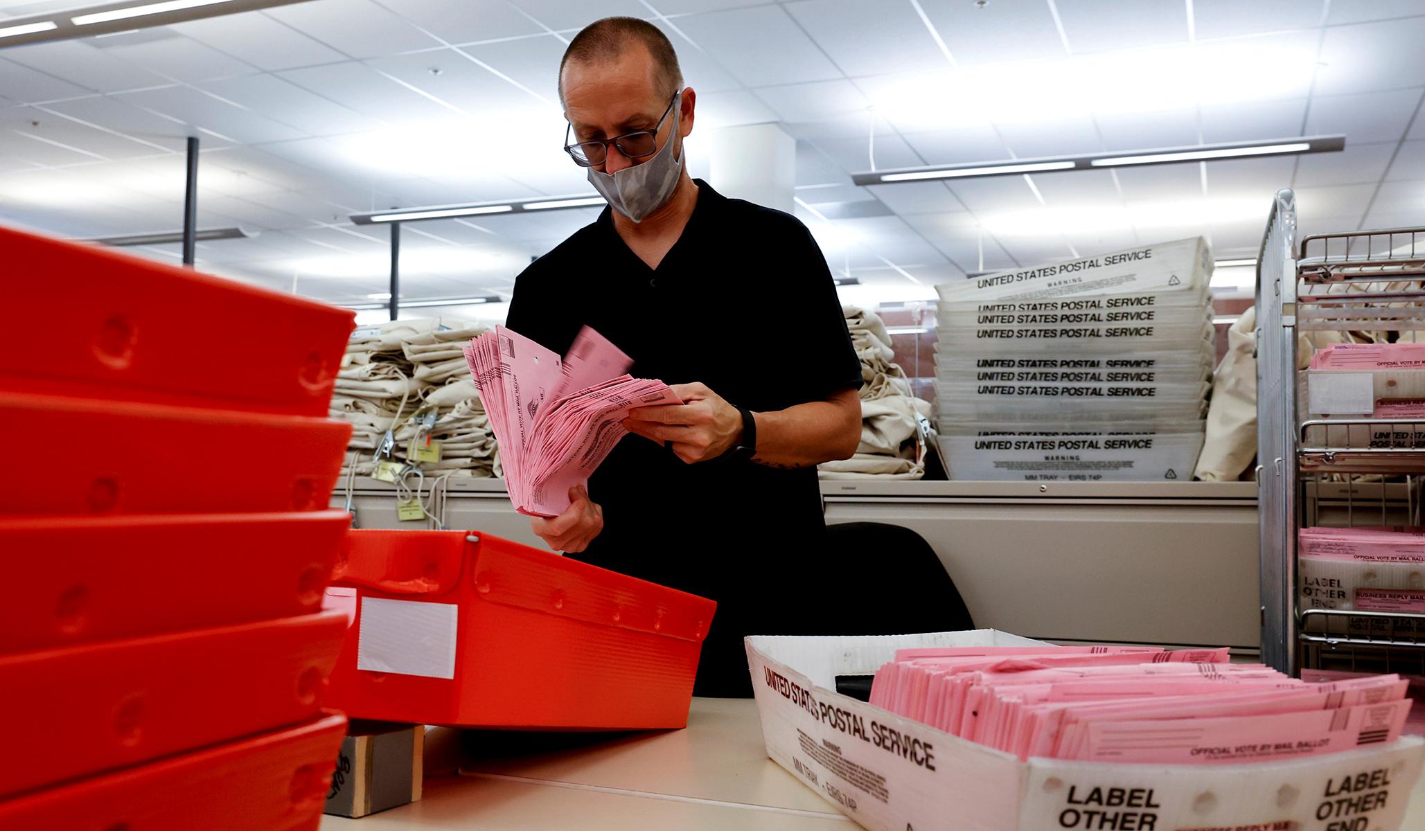 Mail In Ballot: California Menjadikan Universal Mail Voting Permanen setelah Mengadopsinya sebagai Tanggapan Pandemi