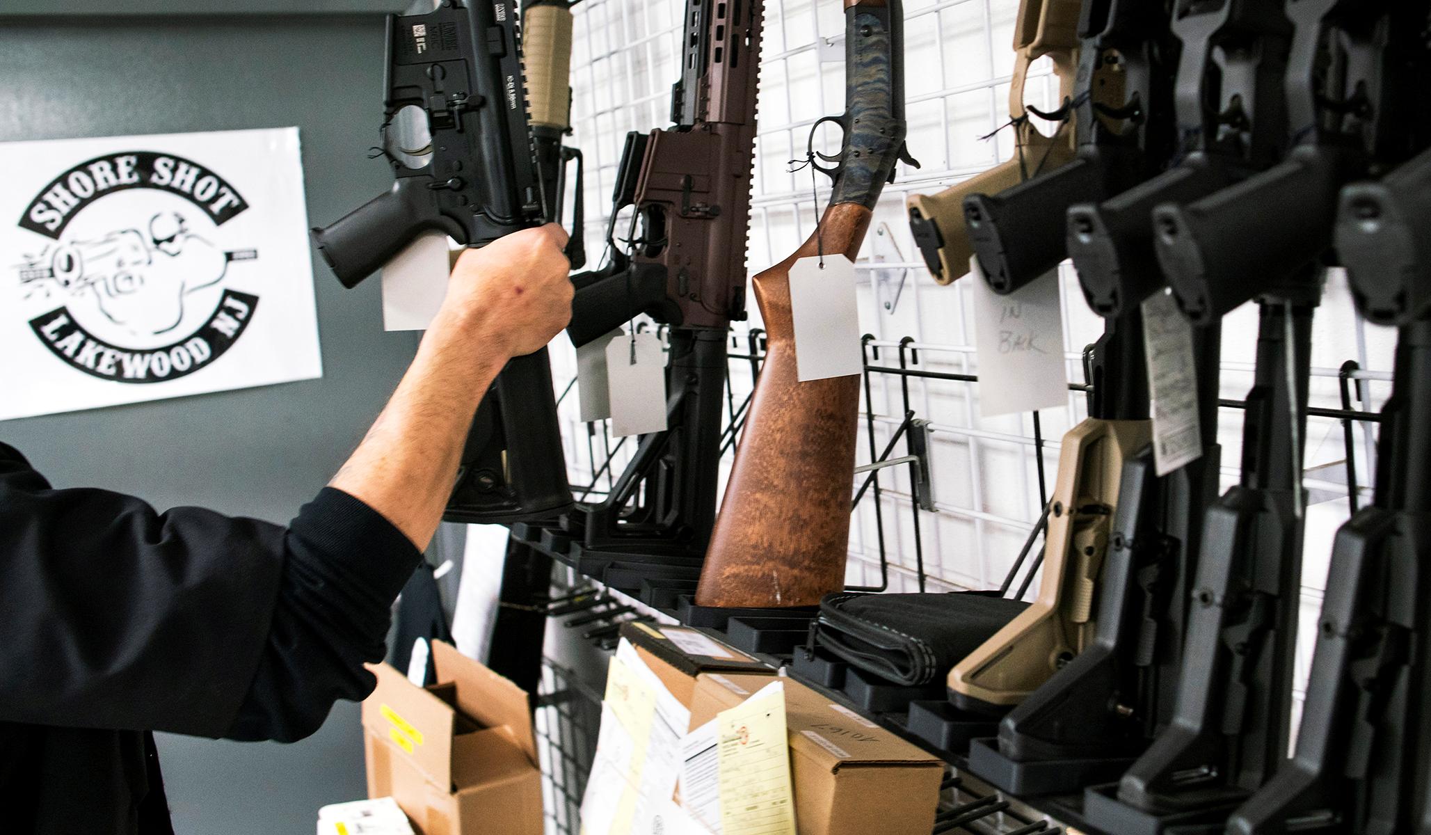 Gun-Control Laws Aren't about Preventing Crimes