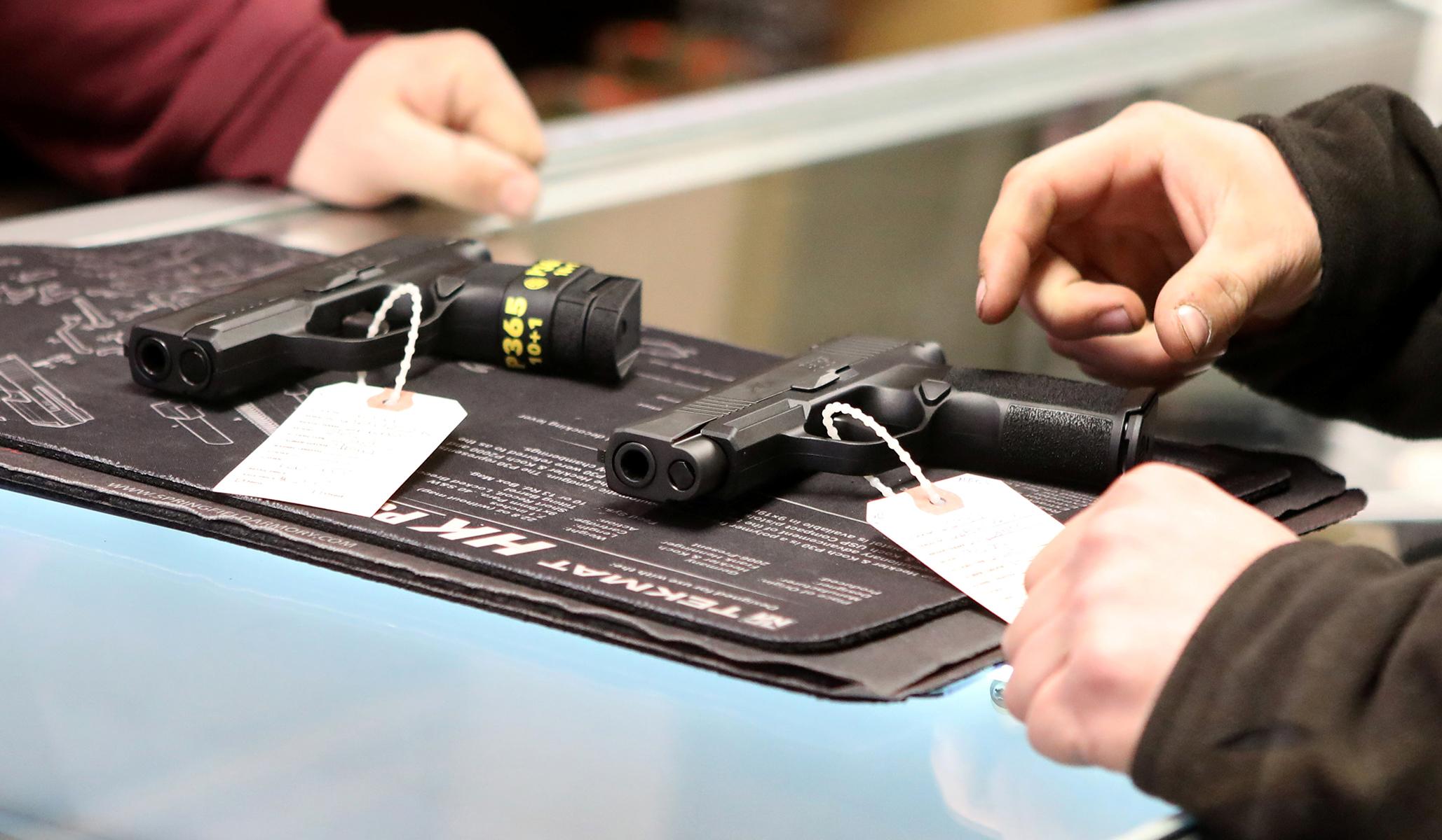 Gun Control For Criminals