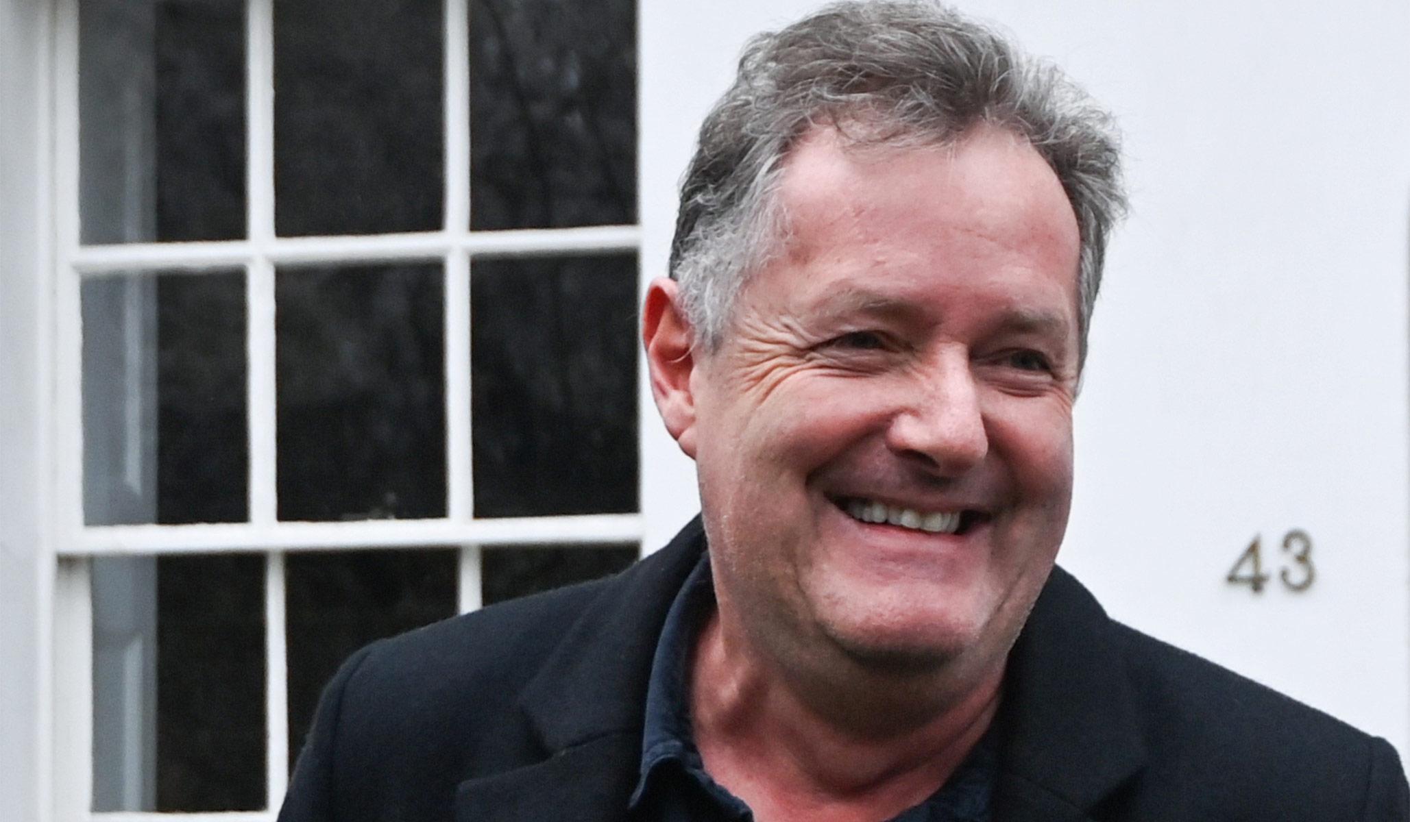 Piers Morgan to Join Fox News, <I>New York Post</I>