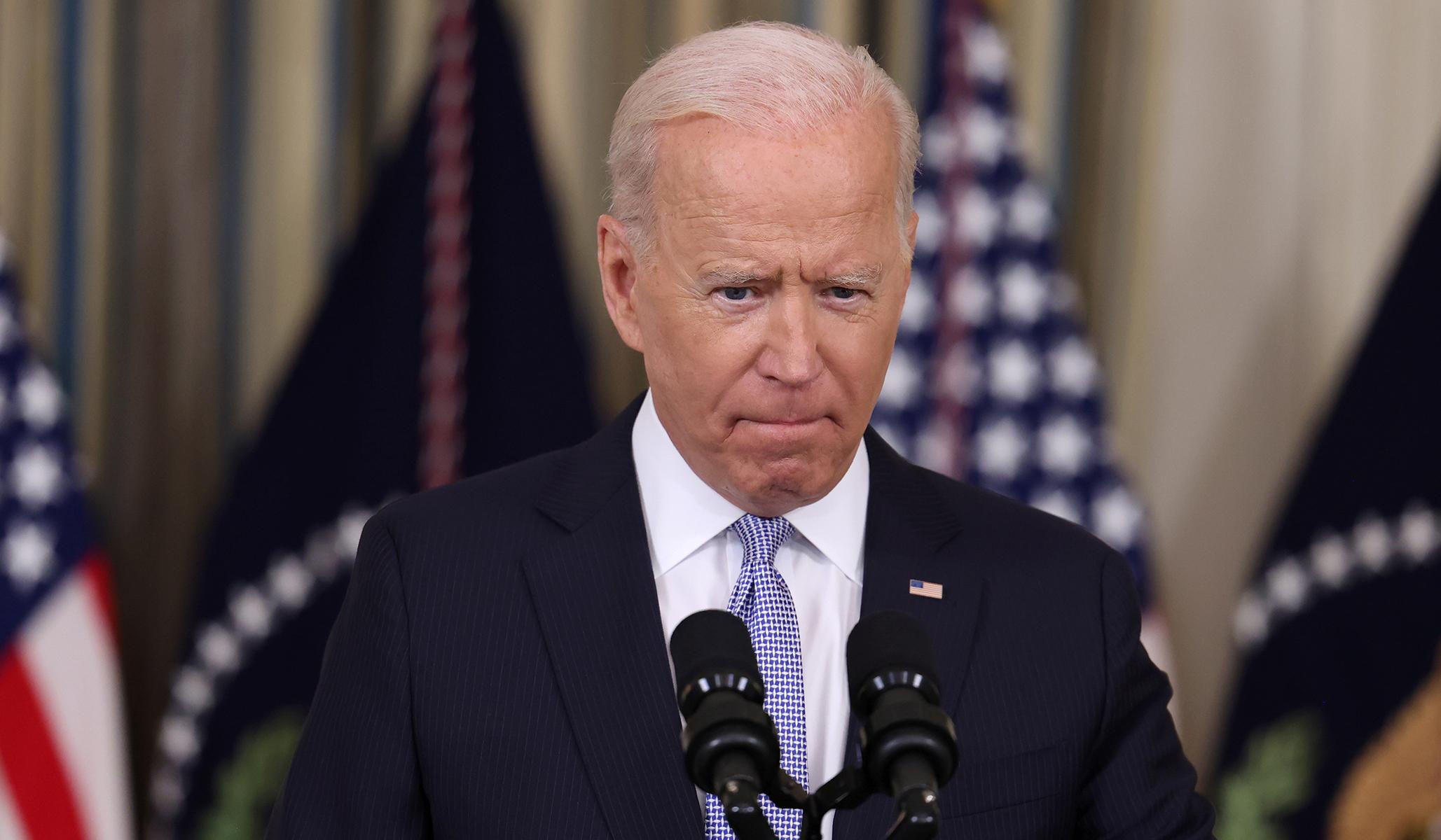 Apakah Joe Biden Berbohong tentang Nasihat Pentagon tentang Afghanistan?  Atau Bisakah Dia Benar-Benar Tidak Ingat?
