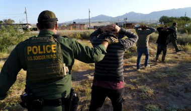 Border Patrol Detains Record 1.66 Million Illegal Immigrants in 2021 Fiscal Year