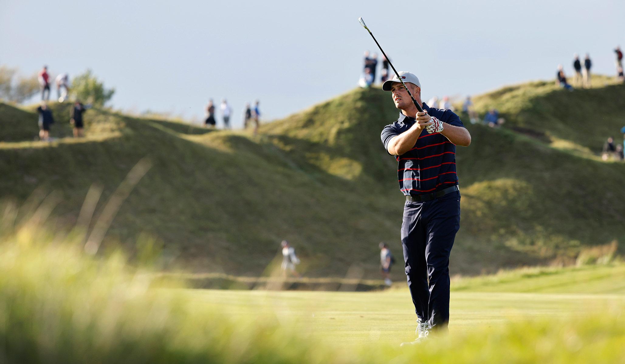 How Bryson DeChambeau Is Disrupting Golf