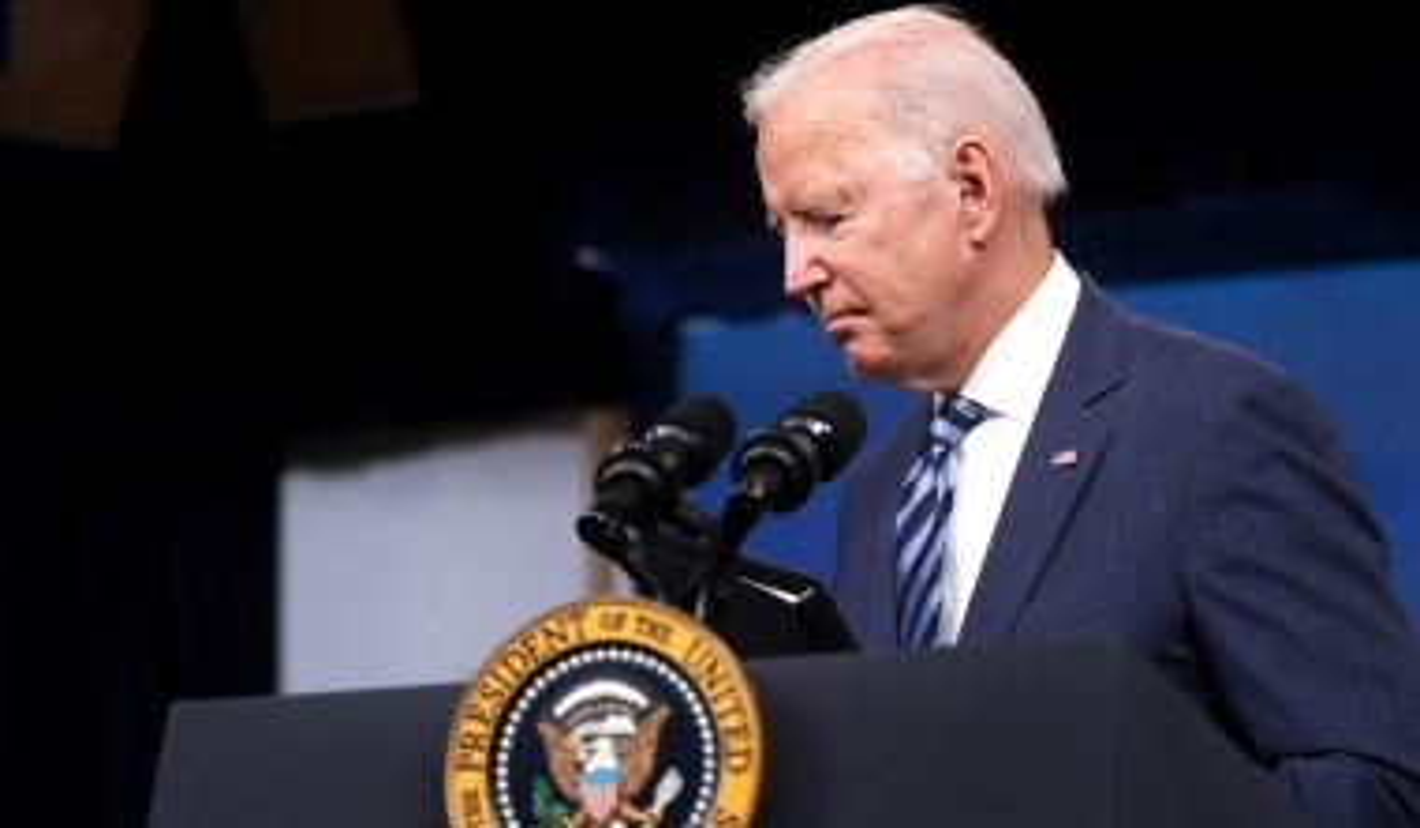 For Biden, Failure Is Very Much an Option