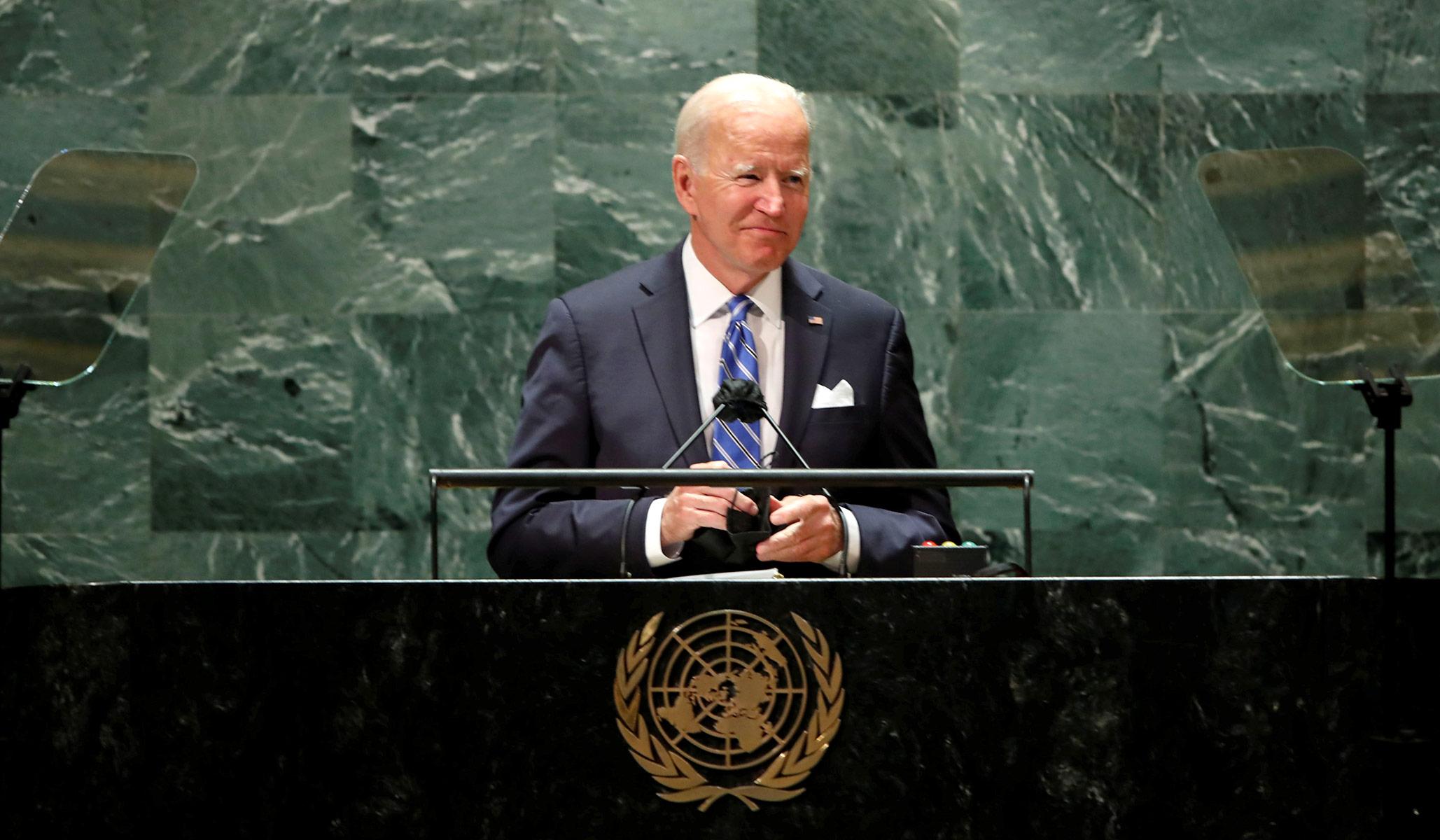 Cotton, Haley Say U.S. Reputation Underwater after Biden's UN General Assembly Speech