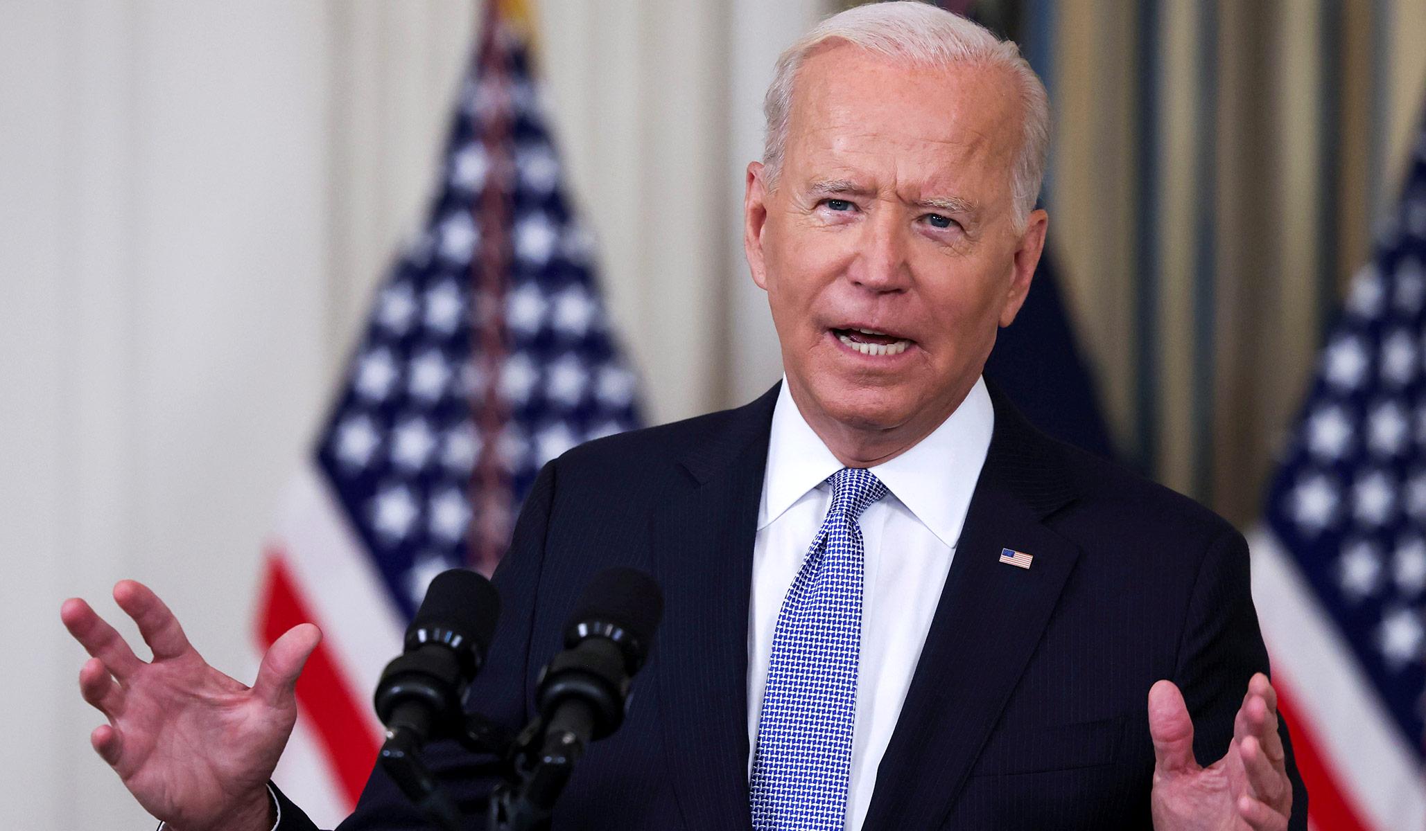 Biden's Shameful Attack on Border Patrol