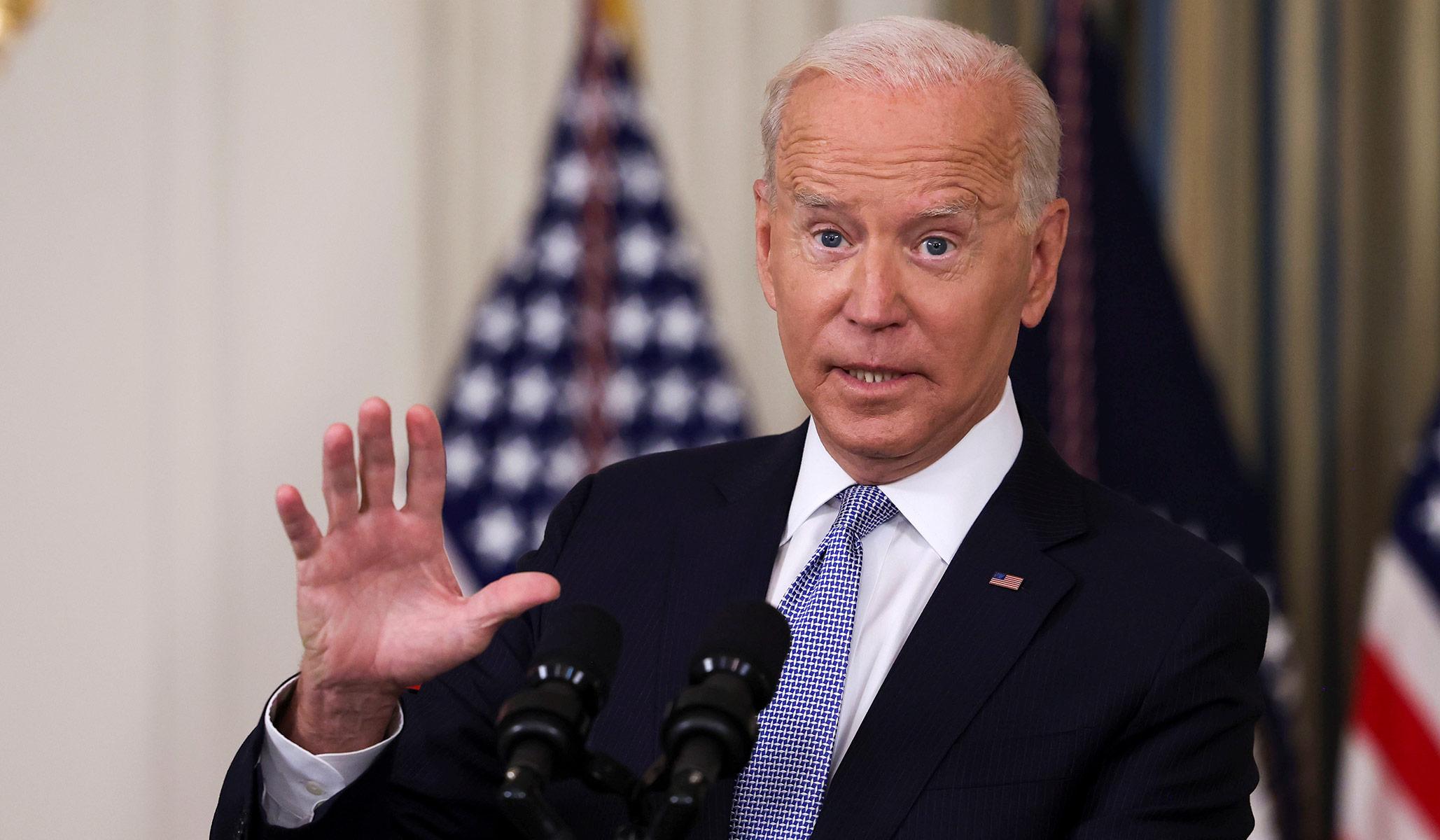 Kepresidenan Biden: Prioritas Bersaing Demokrat Mengancam Agenda