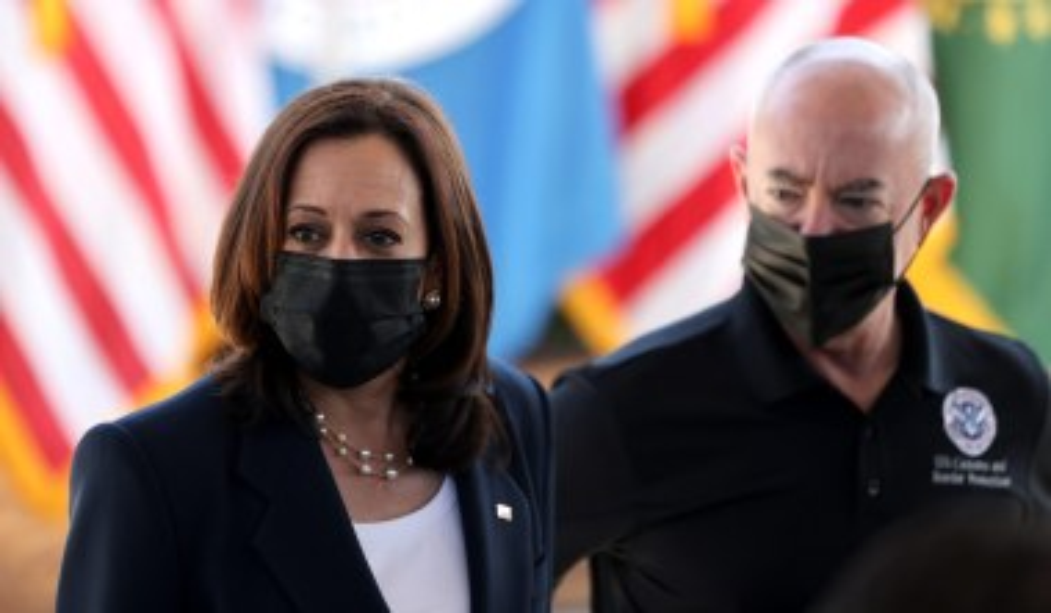 Kamala Harris Was Set Up to Fail as Biden's 'Border Czar'