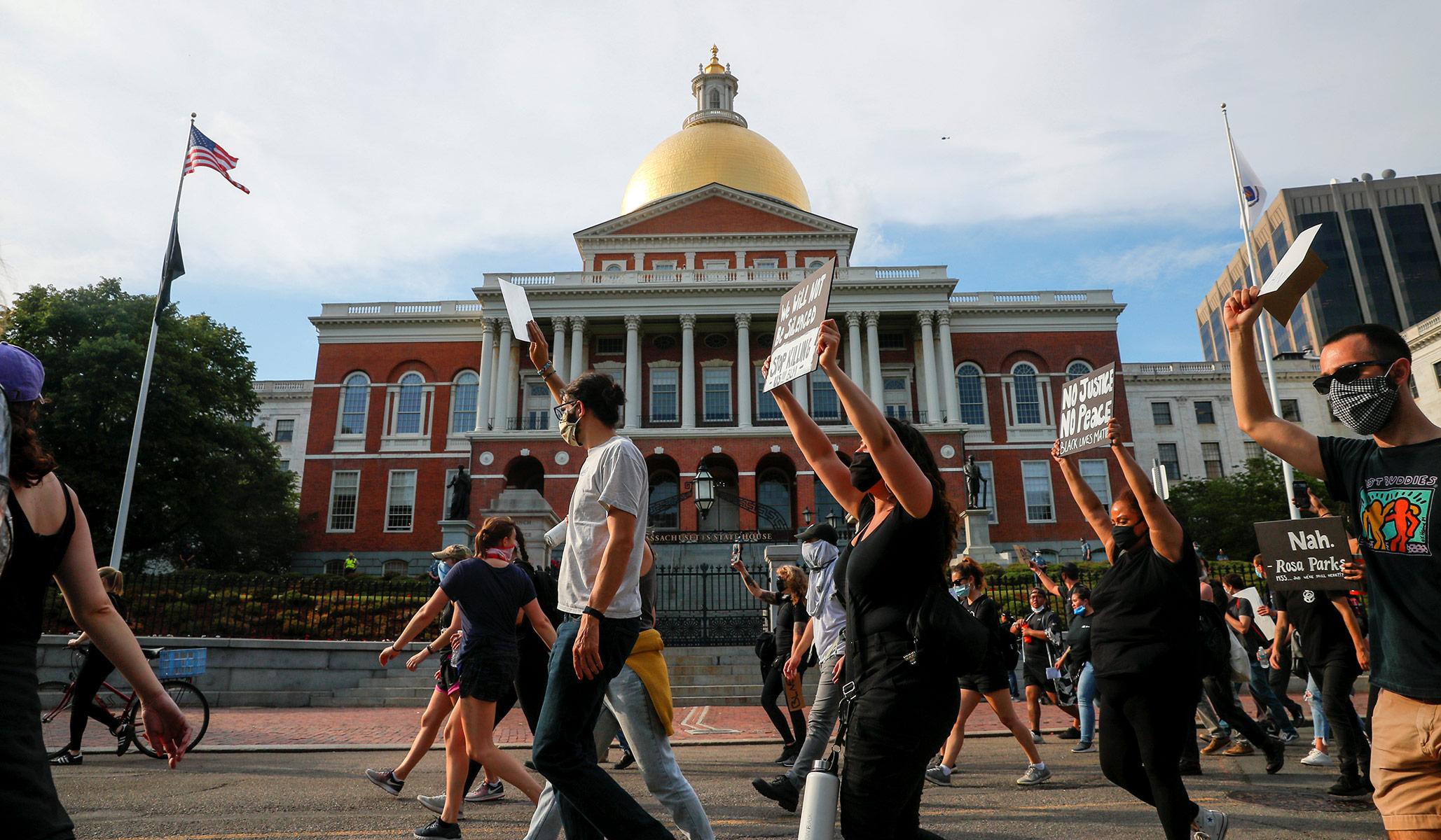 Massachusetts Wants 'Woke' Activists to Set School Curricula