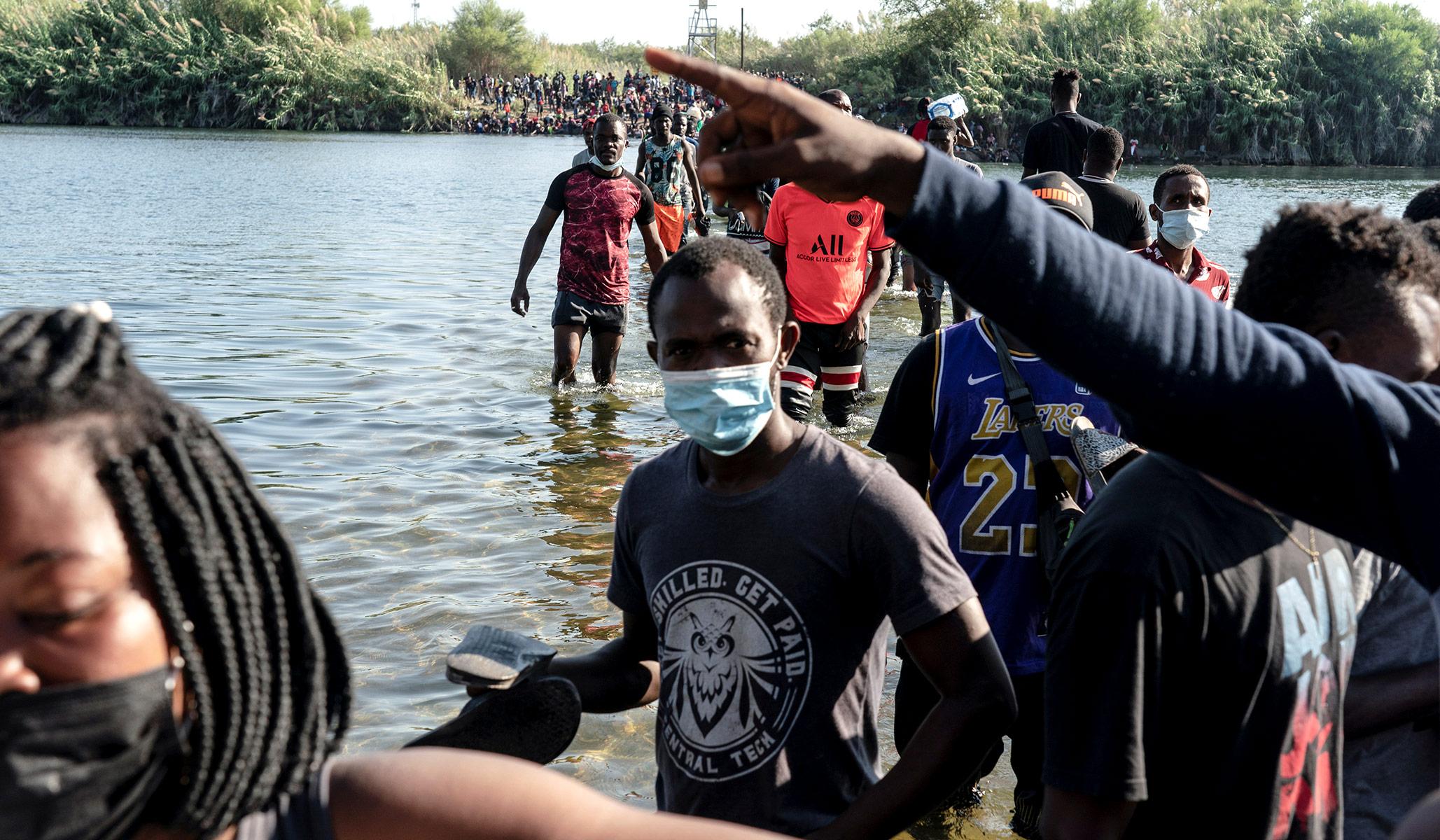 Why Trump Didn't Have a Haitian-Migrant Crisis