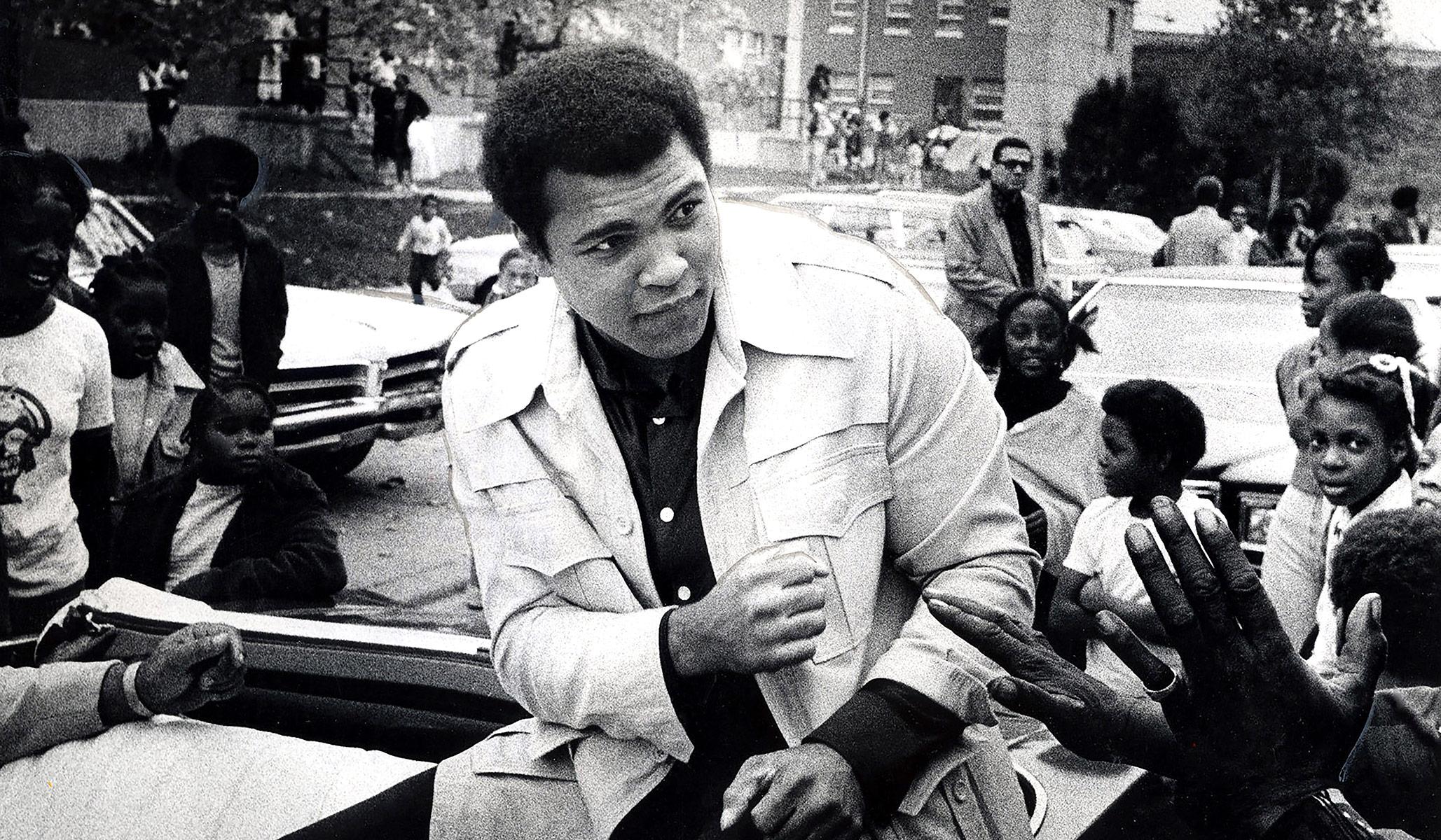 The Tragic Hero of American Sports: Muhammad Ali in All His Glory