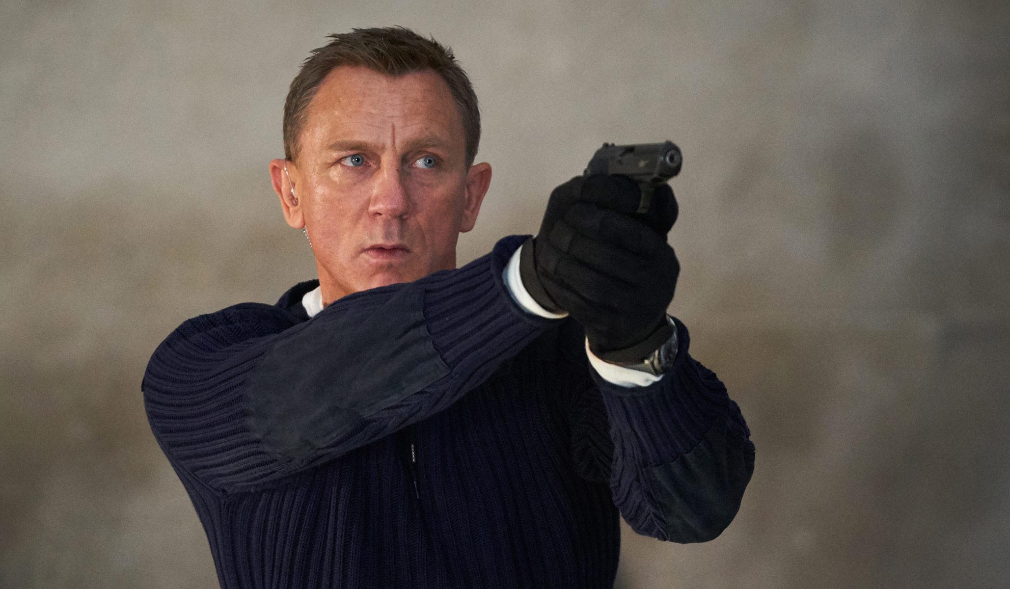 <i>No Time to Die</i>: James Bond vs. the Pandemic