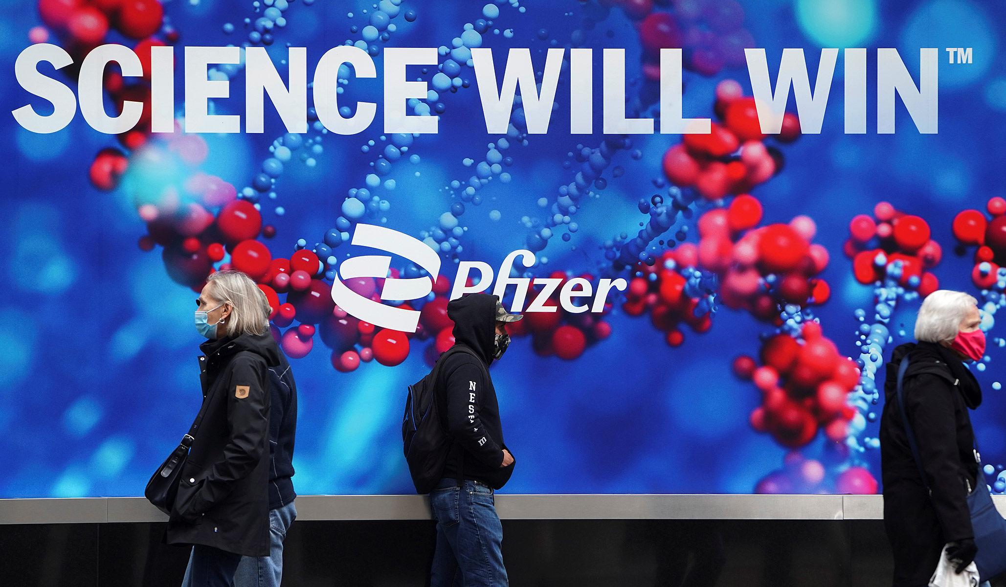 Pfizer Announces COVID Vaccine Safe for Children
