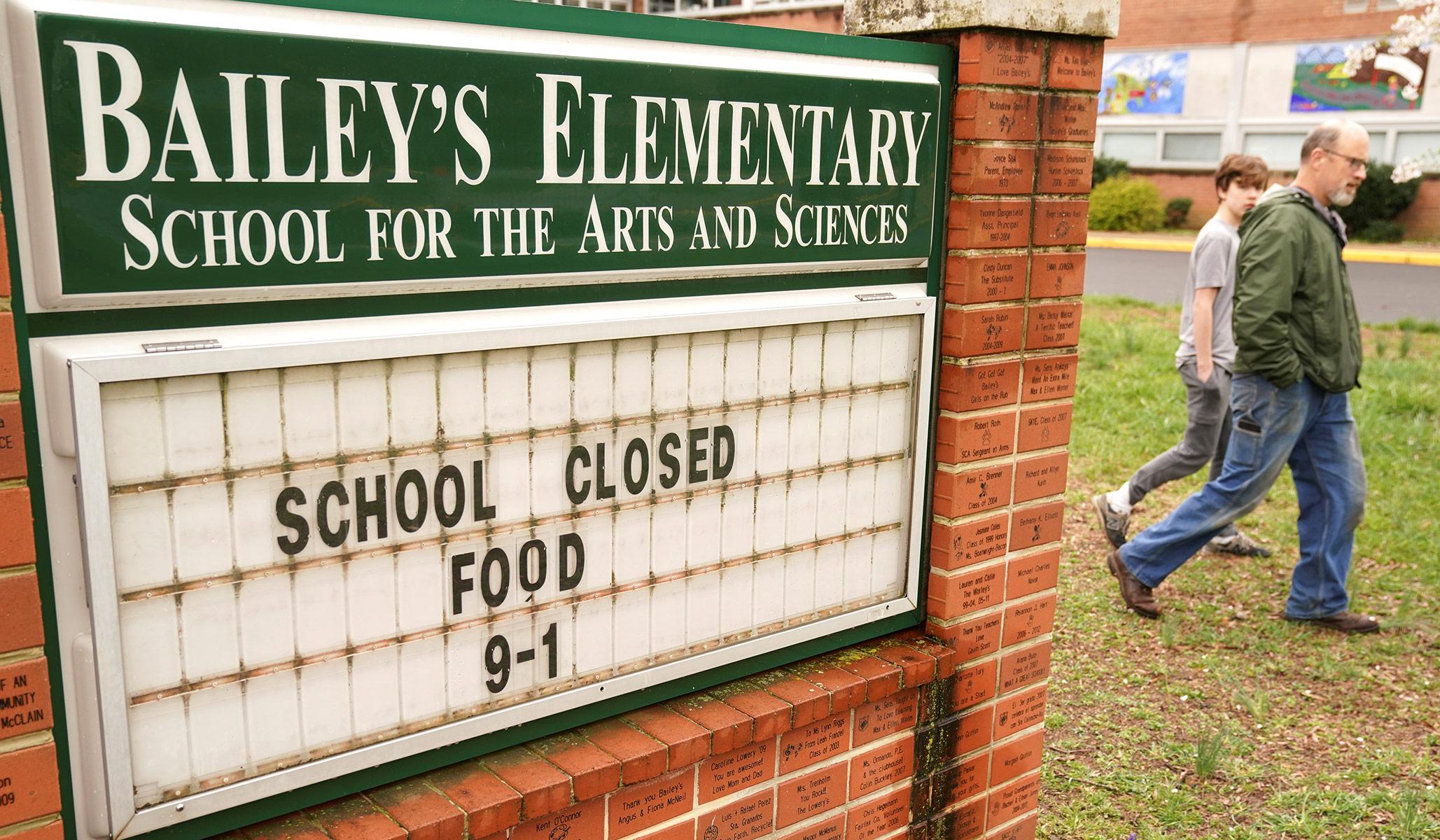 Did Closing Schools Enhance Health?